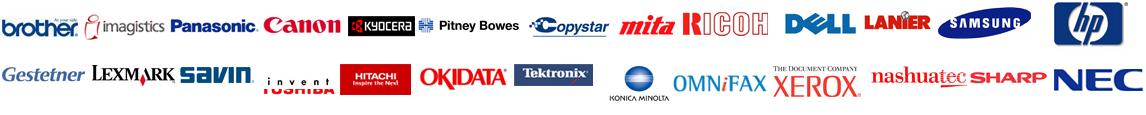 Copier Lease Sacramento Supported Brands